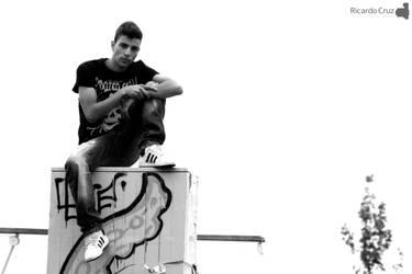 Hugo Alves 18 by RicardoCruz7