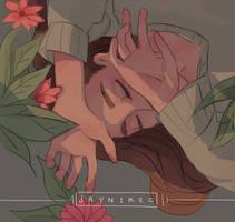 flowers by Jaynirec