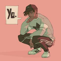 yo by Jaynirec