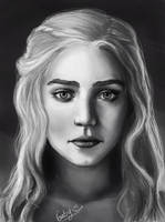 Daenerys Targaryen by chimicalstar