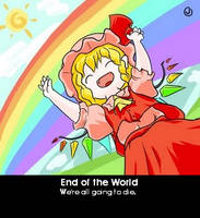 End of the World poster by KitsuneEXE