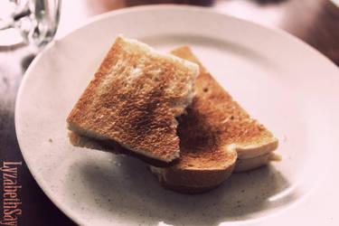 Kaya on Toast by LyzabethSay