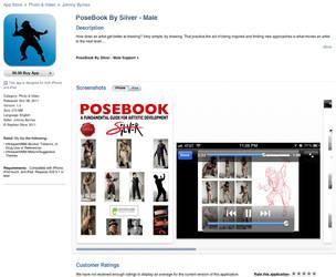 PoseBook by Silver by stephensilver