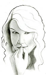 Taylor Swift by qabas121