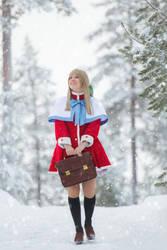 Snow by Rullarinkeli