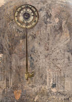 Time was by ebbing-gale