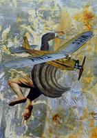 Flight by ebbing-gale
