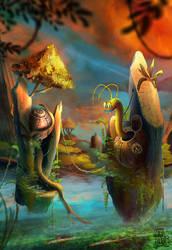 Badoo planet by gagatka27