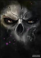Darksiders 2 - Death by AdovionArt