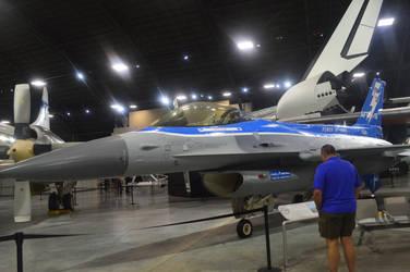 General Dynamics NF-16A AFTI by CoastGuardBrony1