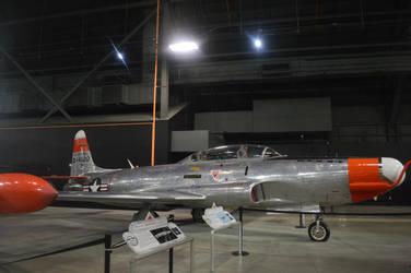 Lockheed NT-33A by CoastGuardBrony1