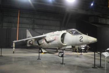 Hawker Siddeley XV-6A Kestrel by CoastGuardBrony1
