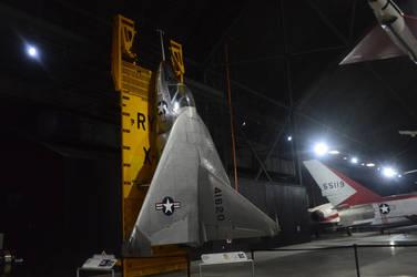 Ryan X-13 Vertijet by CoastGuardBrony1