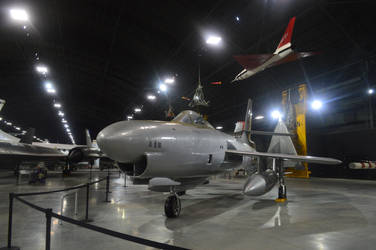 Republic XF-91 Thunderceptor by CoastGuardBrony1