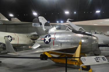 McDonnell XF-85 Goblin by CoastGuardBrony1