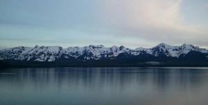 Alsakan Mountain range by mineskinz