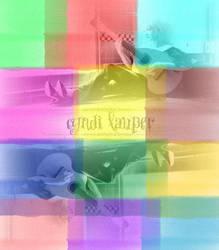 cyndi lauper true colors by ZsazsaXpeace