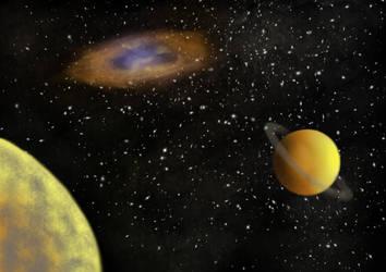 Space the final frontier by nekosenpai112