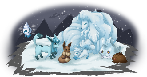 Ice Types by sugar0coated