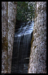 Wooden Falls by austinbphotography