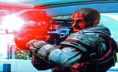 Big Guns by Xenophile10