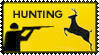 Hunting stamp by picturefragments