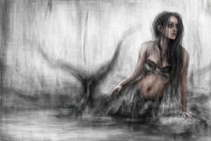 Mermaid by JustinGedak