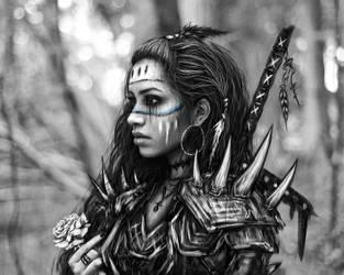Honor Remains by JustinGedak