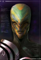 Alien by Robotpencil