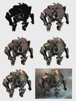 MECH Mini Tutorial by Robotpencil