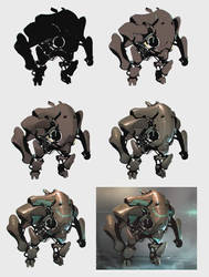MECH Mini Tutorial by Robotpencil
