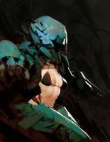 RoboChick by Robotpencil
