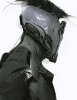 Robot by Robotpencil
