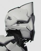 Helmet by Robotpencil