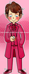 Mark in pink by ice-cream-skies