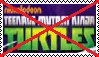Anti Teenage Mutant Ninja Turtles (2012) Stamp by da-stamps-45212