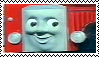 Bertie the Bus Stamp by da-stamps-45212