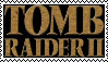 Tomb Raider II (Starring Lara Croft) Stamp by da-stamps-45212