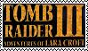 Tomb Raider III (Adventures of Lara Croft) Stamp by da-stamps-45212