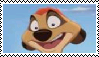 Timon Stamp by da-stamps-45212