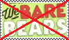 Anti We Bare Bears Stamp by da-stamps-45212