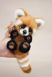 Red Panda by Matlyak