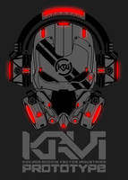 K.R.V.I. Prototype by IshaMuhammad