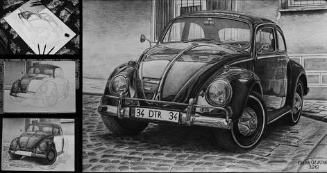 Volkswagen Beetle by orhano