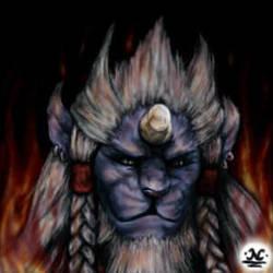 Ronso Fury by Gigandas