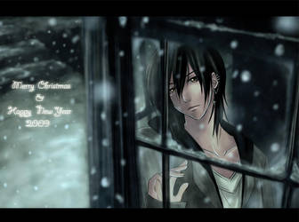 Merry Xmas and Happy New Year by Eternal-S