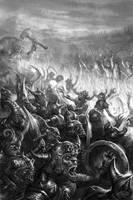 Burn Goblins burn by TARGETE