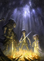 The Sword of Darrow cover 2 by TARGETE