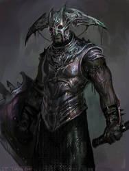 warrior by TARGETE