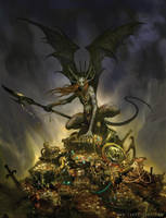DREAD DRAW greed JPTARGETE by TARGETE